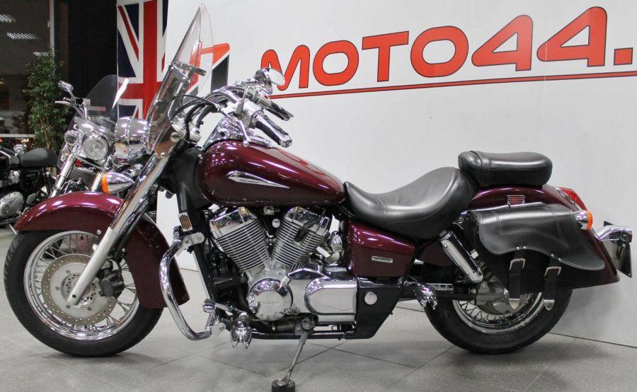 Moto44 honda vt 750 shadow aero bogate wyposa enie nowe for Dale sharp honda